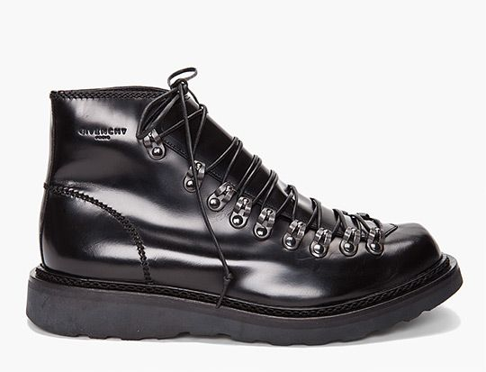 Givenchy work boot.