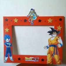 Resultado De Imagen Para Bolsitas De Cumpleaños De Dragon Ball Z Cumpleaños De Dragón Fiesta De Goku Piñata De Goku