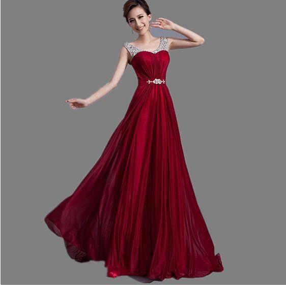 Encontrar Más Vestidos de Noche Información acerca de Vestido de festa importado de la madre formal