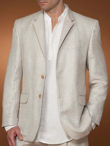 men's beach wedding attire linen suits | Beach weddings are all
