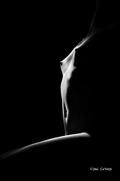 Nude Art - Contrasts Series by Javi Cortesse | Artfinder