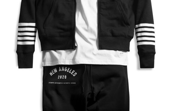 Stampd and United Arrows' 2020 Summer Olympics Collection May Be Early, But the Gear Is on Point