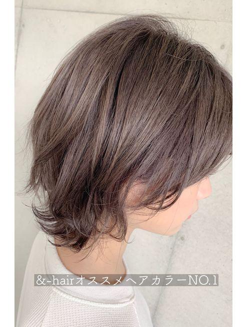 30代40代小顔ふんわりくびれ無造作カールひし形cカーブセミディ L050973457 アンドヘアー Hair のヘアカタログ ホットペッパービューティー 画像あり ヘアスタイリング 無造作ヘア 髪型