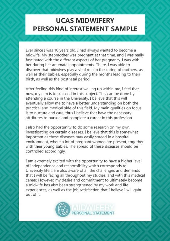 The 25+ best Midwifery personal statement ideas on Pinterest - resume personal statement examples