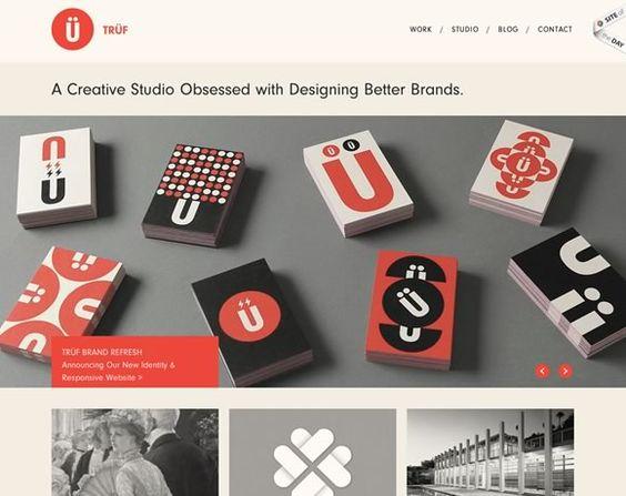 http://trufcreative.com/  Best Web Designs from 2013 from WDL http://webdesignledger.com/inspiration/best-of-web-design-in-2013