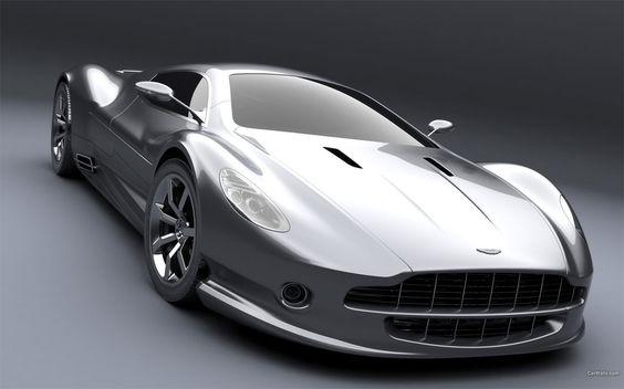 Aston Martin AMV10 2008