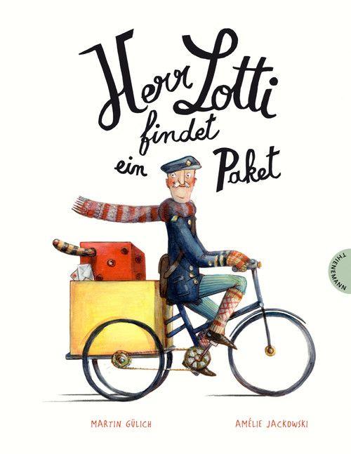 Herr Lotti findet ein Paket