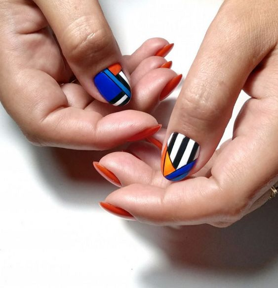 Stylish Fall Nail Art Design Ideas & Trends 2019-2020