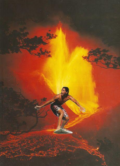 Andres Gamiochipi: Sports: Surfeando en Lava