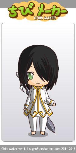 Aurora as a knight