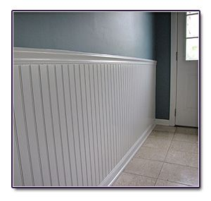 Waynes Coating Wainscoting And Wainscoting Hallway On