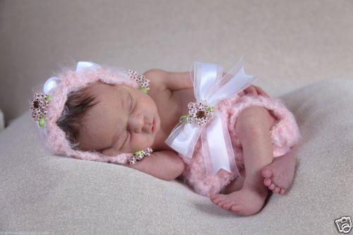 Baby Girl Hat Photo Prop Diaper Cover Newborn Photography Props Crochet | eBay