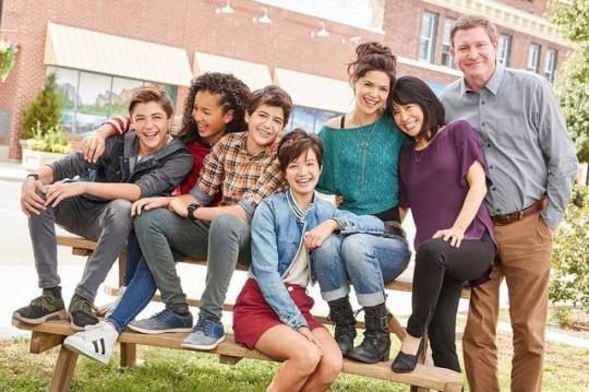 @disneychannelpr - The universe has spoken: #AndiMack is coming back! Andi, Buffy, Cyrus, Jonah and the Mack family return in a special one-hour season two premiere event on Friday, 10/27 at 8pm ET.