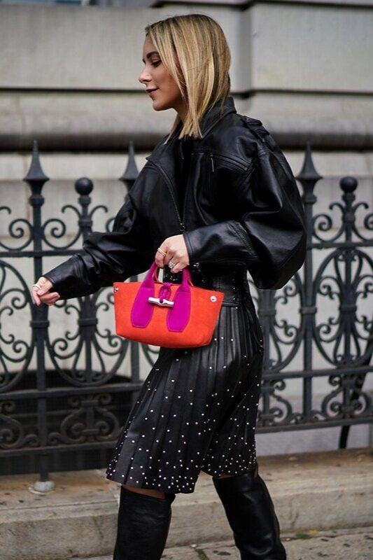 Hot Bag Alert: Longchamp Roseau Mini Review — christie ferrari ...