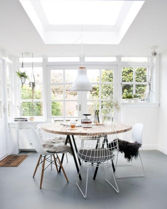 Dsw Chair Replica Eames Cheap Salle A Manger Table Ronde