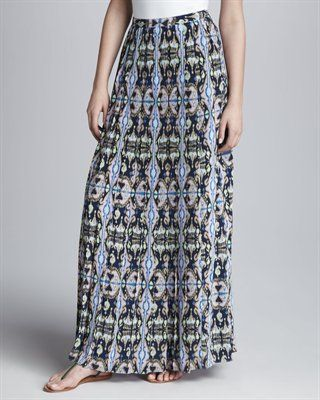 #Tibi Maxi Skirt