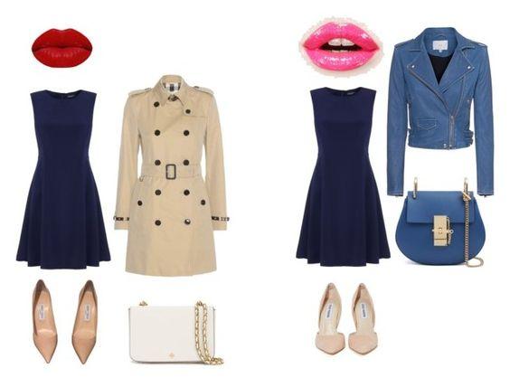 Avec quoi porter ma robe bleu marine forum mode - Quoi mettre dans une pinata ...