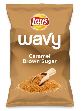 Wouldn't Caramel Brown Sugar be yummy as a chip? Lay's Do Us A Flavor is back, and the search is on for the yummiest flavor idea. Create a flavor, choose a chip and you could win $1 million! https://www.dousaflavor.com See Rules.