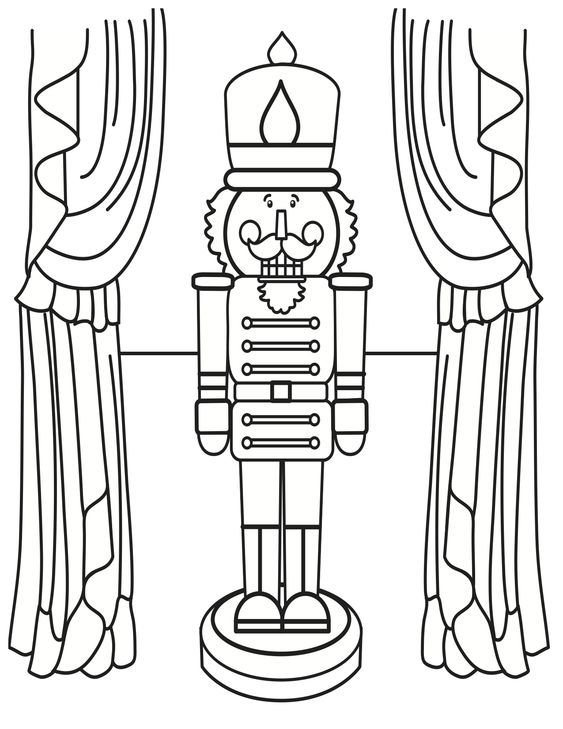 Coloring pages, Coloring and Nutcrackers on Pinterest
