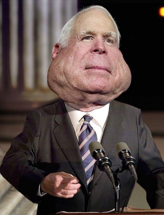 ~ John McCain