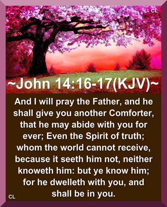 John 14:16-17: