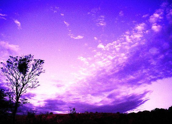 VIOLET SKY by jonycunha, via Flickr