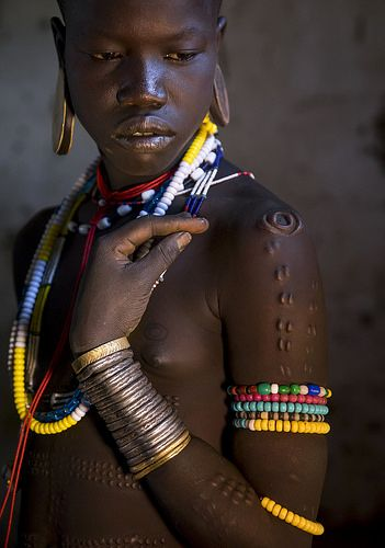 Mursi tribe beauty, Ethiopia ~ETS #ethiopia #anthropology #africa