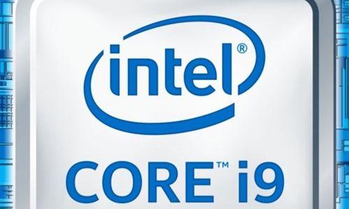 Intel Core i9 Dizüstü Bilgisayar İşlemcisi