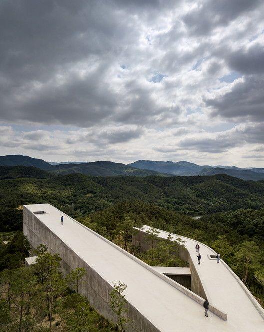 Gallery Of Saya Park Alvaro Siza Carlos Castanheira 44 Concrete Architecture Concrete Building Park Landscape