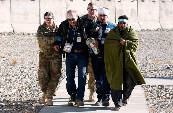 Afghan War Risks Are Shifting to Contractors: Interesting People, War Risks