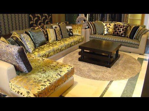 صالونات مغربية عصرية 2021 صالون مغربي اخر ما كاين Salon Marocain Moderne Youtube Home Decor Decor Sectional Couch