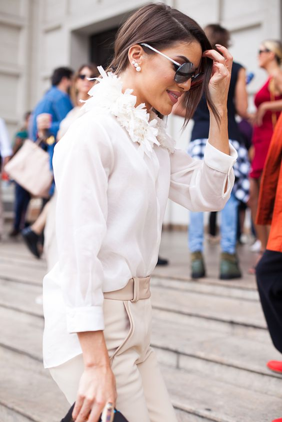 Street style, SPFW N42: dia 5 - Vogue | News