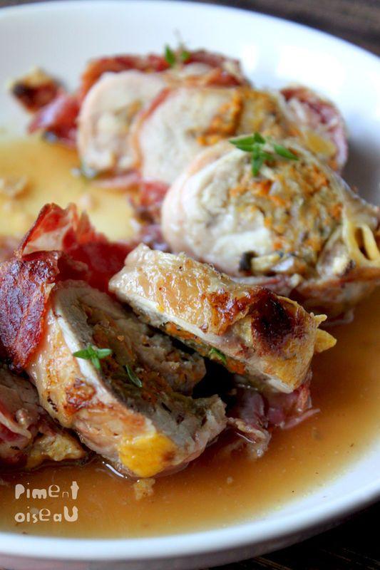 Cuisses de poulet farcie aux légumes: Chicken, Vegetable, Recipe Ideas, Legs