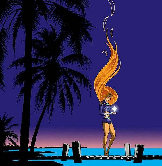 Estelar - DC's Starfire