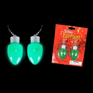 Light Up Christmas Earrings Photo Album - Home Design Ideas