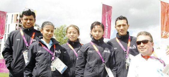 Running Team Guatemala | 2012 Olympics
