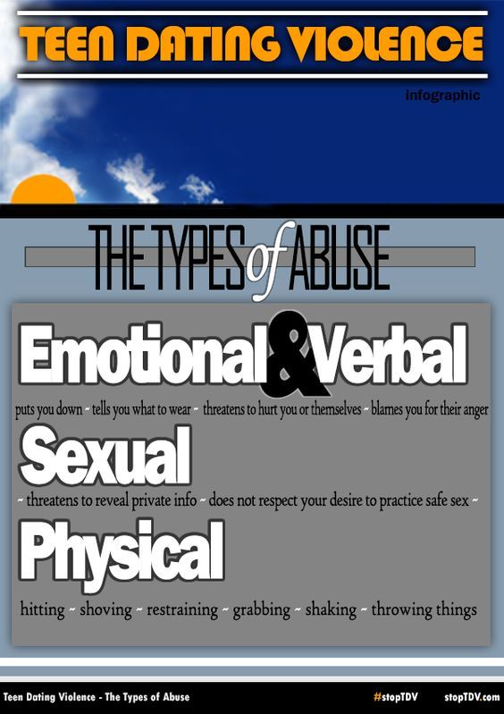 Types Of Abuse In Hookup Relationships