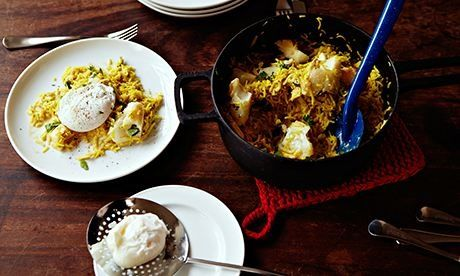 Kedgeree (plus nine other super British recipes -- from The Guardian)