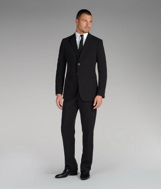 different suits for men | Giorgio Armani Suits for Men | Men's