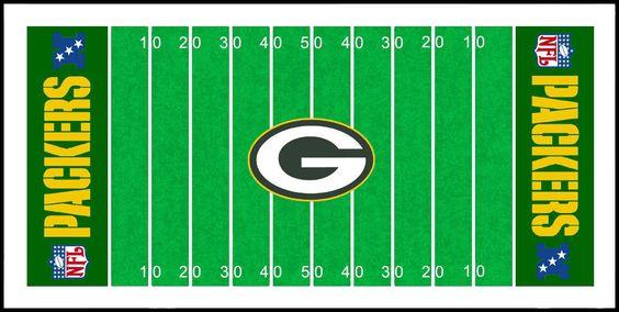 Green Bay Packers Cartoons Green Bay Packers Field