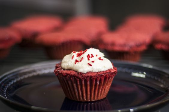How to Make Red Velvet Cupcakes With Cream Cheese Icing -- via wikiHow.com