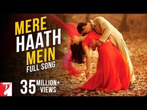 Mere Haath Mein Full Song Fanaa Aamir Khan Kajol Sonu Nigam Sunidhi Chauhan Youtube In 2020 Movie Songs Lyrics Songs