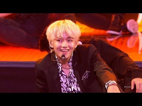 The Biggest Boy Band Bts Performs Their New Hit Idol America S Got Talent 2018 Youtube America S Got Talent Boy Bands Bts