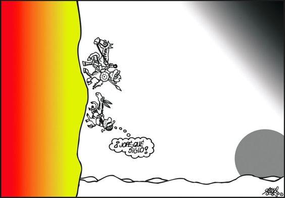 Viñeta: Forges - 28 SEP 2014 | Opinión | EL PAÍS