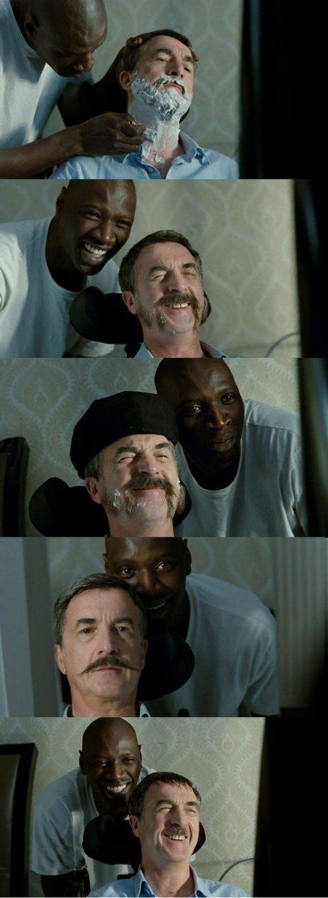 Intouchables  One of the most meaningful films that i have even seen.. <3
