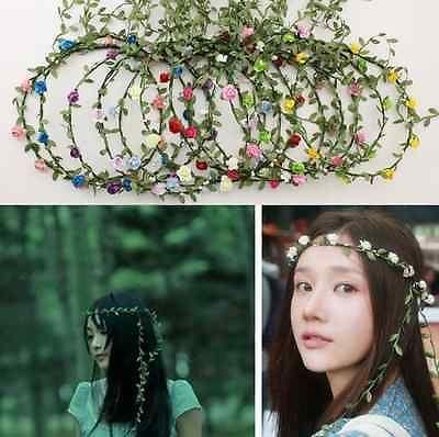 beauty-Flowers-Crown-Headband-Hair-Garland-Bride-Wedding-party-Headwear-hs