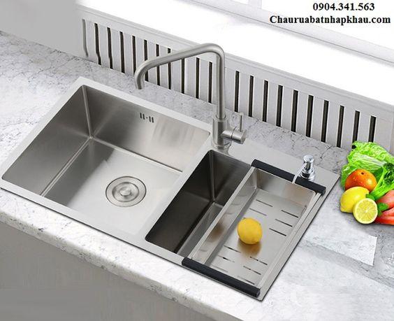 Chậu rửa bát Korea dùng có an toàn cho sức khỏe không?