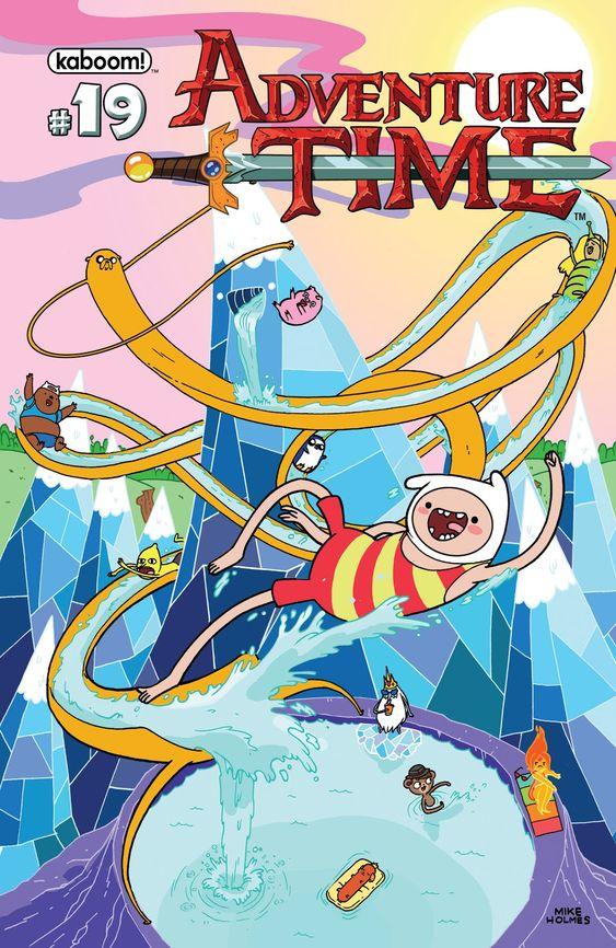 Imagem De Adventure Time Anime Por Michael Firme Dos Santos Em