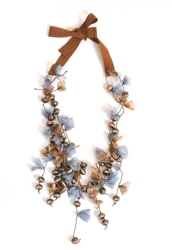 #SilviaTcherassi #Necklace