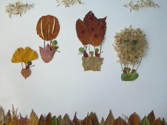 nature: craft: mix material